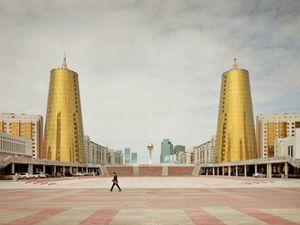 Ministry Buildings, Astana, 2012