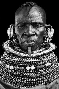 Turkana Woman.