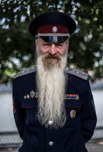 The best beard in Moscow
