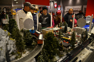 FAO Schwarz Trains