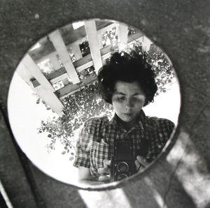 Self-portrait, 1953 © Vivian Maier/John Maloof Collection. Courtesy Howard Greenberg Gallery, New York