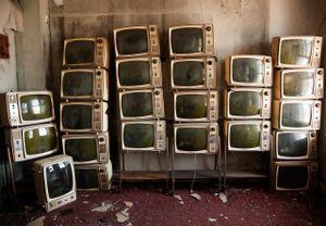 Television Room © Samantha VanDeman, United States