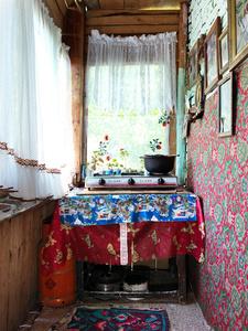 Elizabetha Jacob's summer kitchen