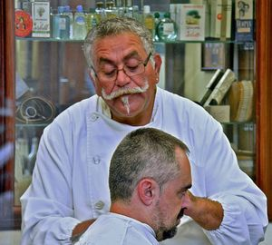 The Barber of Bologna
