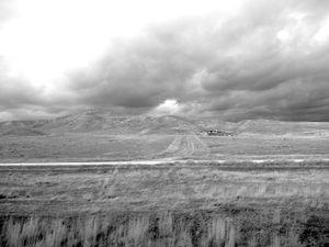 Highlands in Western Anatolia