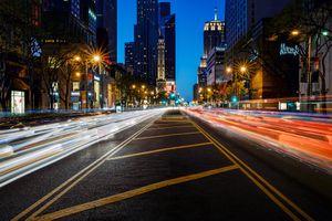 Chicago Blue Hour (III)