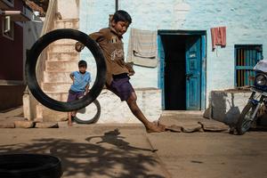 Badami. India.