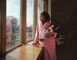 Leah Joi, Laurelton, NY, 2012 From the series American Girls © Ilona Szwarc