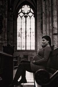 Die Schwangere