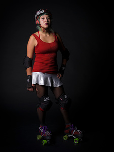 Junior Roller Girl 4