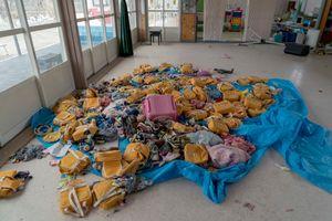 Nursery Stockpile