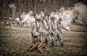 Soldiers Battle March