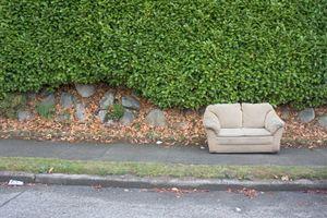 Abandoned Sofa #58