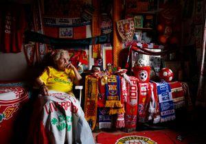 UK Football Fans © Adam Rubin