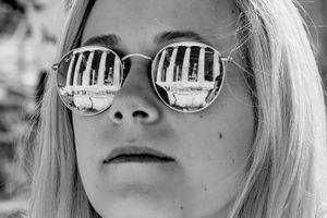 Reflecting on the Parthenon