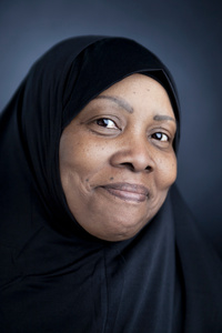 Zuleyha, converted to Islam  in 2009