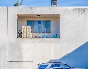 Balcony Hideaway
