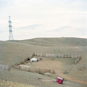 April, Ulan-Bator, Mongolia © Lucile Chombart De Lauwe
