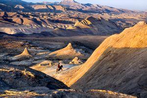Man on Donkey. Bamiyan Province, 2006. © Steve McCurry / Magnum Photos