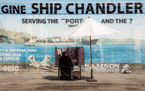 Gine Ship Chandler. San Francisco, USA. 2012.