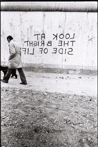 Berlin Wall 1980 #10 Mr Bright Side