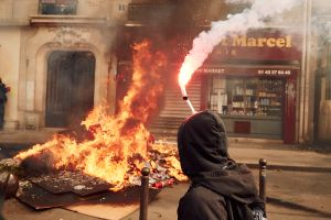 Paris May Day