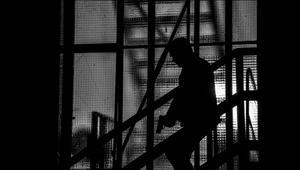 Escalier pour Serie noir