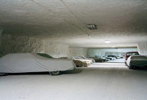Vehicle storage, Brady's Bend, Pennsylvania, USA 2006 © Wayne Barrar