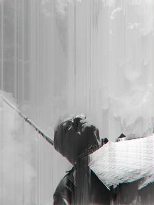 pixel portrait 3