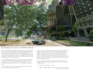 West Side Highway, New York City, 1977 (40°70'88.12, -74°01'53.67)