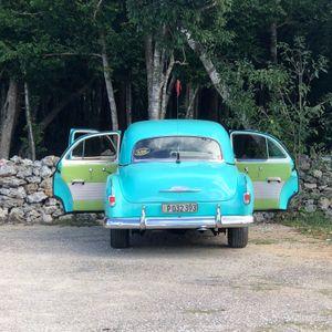 Classic Car, Playa Giron