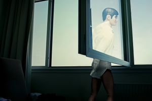 """Early Morning, From The Series""""Sense Of Guilt"""" © Claus Lucas, 2009"""
