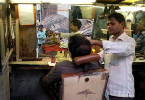 Barber shop, Kurla