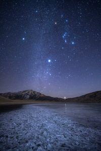 Silent beat of Stars