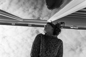 Self Portrait (Clouds)