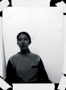 Makiko, from the series Winter Light, Tokyo (2018).