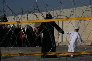 Qalandia checkpoint
