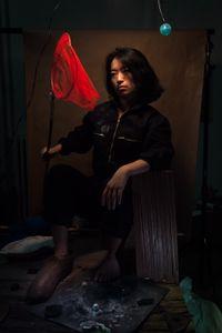 Sophia Chung Sitting
