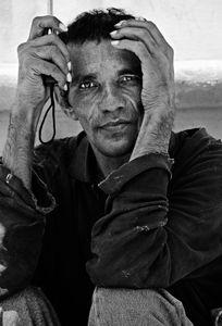 Jose' Carlos. Homeless.