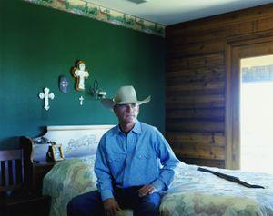 Chris Lawrence, Rancher, Texas