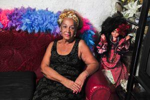 Wendy at home, Havana © Mariette Allen