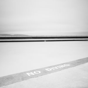 No Diving