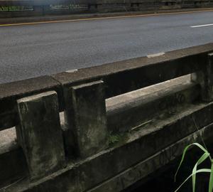 untitled, Old Pali Highway, Oahu 2019-20