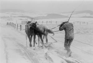 Średnia Wieś December 1981.