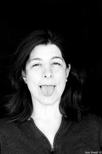 Tongue Out - Sharon