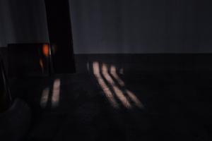 Light and shadow at corner