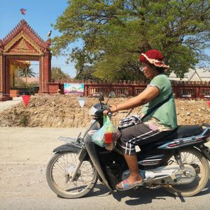 6 Cambodge On the road