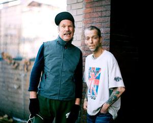 Pinhead and Gary