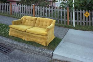 Abandoned Sofa #63