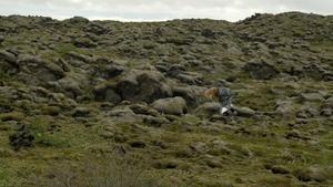 Video Still, Camouflage No.3 (Boulder/ Iceland)